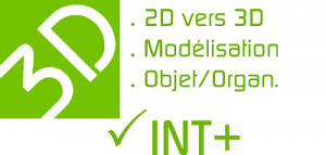 3D-INT+ Adaptation 2D/3D-Précision